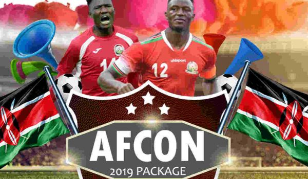 AFCON 2019 5 Days & 4 Nights Package
