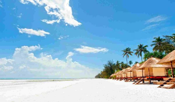 Zanzibar 5 Days & 4 Nights  Holiday & Honeymoon Package