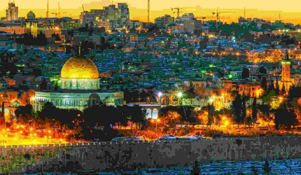 9 Days Egypt & Israel Holy Land Pilgrimage - Spiritual Journey 2020